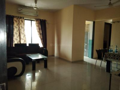 Gallery Cover Image of 1500 Sq.ft 3 BHK Apartment for rent in Airoli for 45000