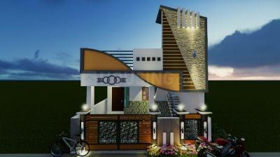 Gallery Cover Image of 1020 Sq.ft 2 BHK Independent House for buy in Medavakkam for 6900000