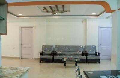 Living Room Image of Premier Residency 204 in Begumpet