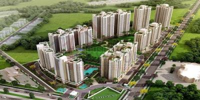 Gallery Cover Image of 850 Sq.ft 3 BHK Apartment for buy in Pivotal Paradise, Sector 62 for 4200000