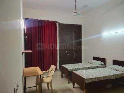 Bedroom Image of Welcome Noida PG in Sector 15