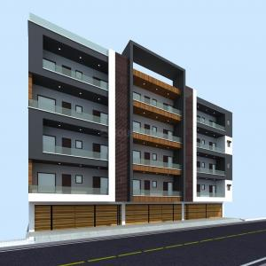 Gallery Cover Image of 1250 Sq.ft 3 BHK Apartment for buy in Sector 23 for 7000000