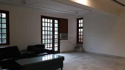 Gallery Cover Image of 1350 Sq.ft 3 BHK Independent House for rent in Greater Kailash I for 80000