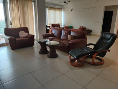 Gallery Cover Image of 3700 Sq.ft 4 BHK Apartment for rent in Embassy Pristine, Bellandur for 90000