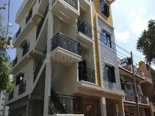 Building Image of 1400 Sq.ft 2 BHK Independent House for rent in Jakkur for 19500