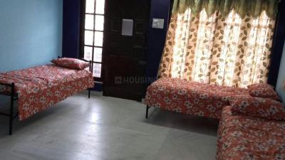 नागवारा में अर्थ अकॉमोडेशन पीजी में बेडरूम की तस्वीर