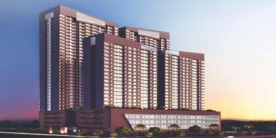 Gallery Cover Image of 929 Sq.ft 2 BHK Apartment for buy in UK Iridium, Kandivali East for 11500000