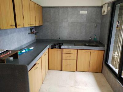 Kitchen Image of PG 4035225 Girgaon in Girgaon