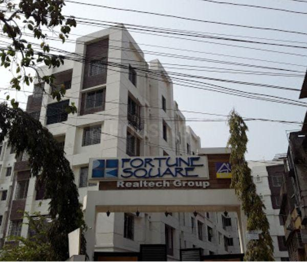 Building Image of 1340 Sq.ft 3 BHK Apartment for rent in Rajarhat for 16000