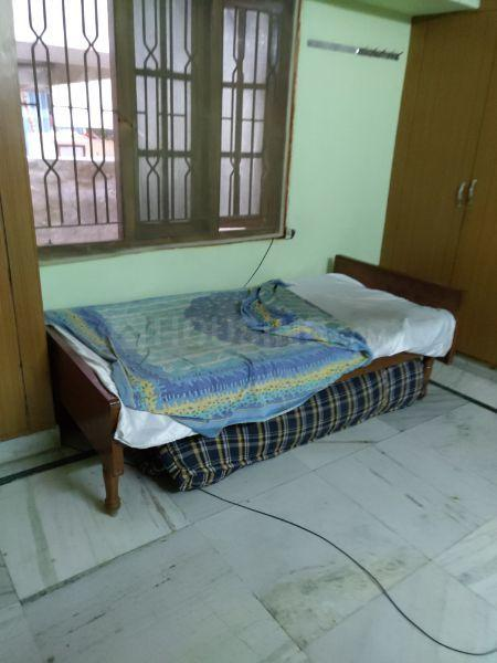 Bedroom Image of 560 Sq.ft 1 RK Apartment for rent in Madhapur for 9000