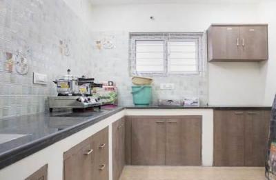 Kitchen Image of 3 Bhk In Anjanadri Apartments in Gachibowli