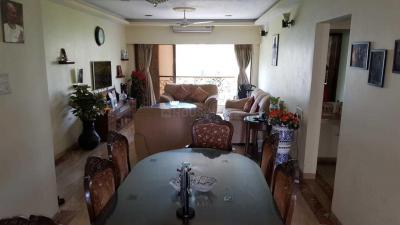Gallery Cover Image of 1900 Sq.ft 3 BHK Apartment for rent in Khar West for 150000