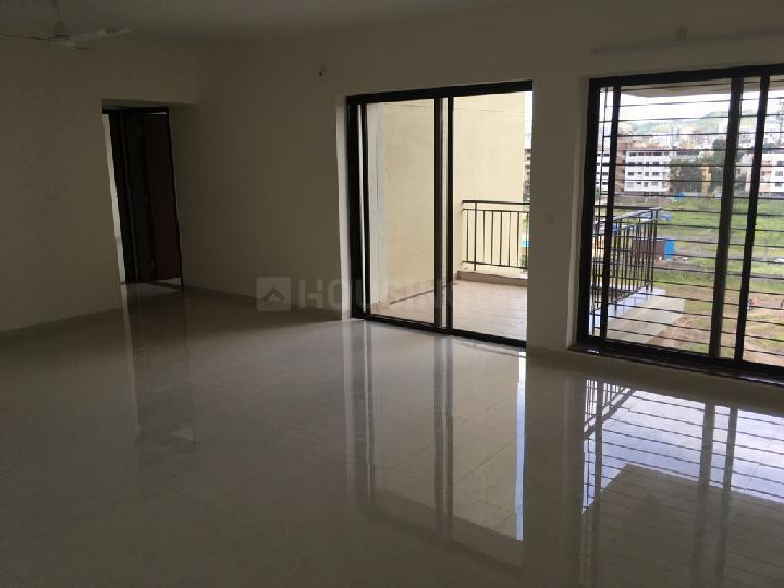 Living Room Image of 1650 Sq.ft 3 BHK Apartment for rent in Baner for 25000