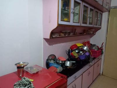 Kitchen Image of Sai Ram PG in Magarpatta City