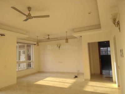 Gallery Cover Image of 1800 Sq.ft 3 BHK Apartment for rent in Sector 110A for 32000
