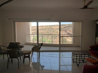 Gallery Cover Image of 1257 Sq.ft 2 BHK Apartment for rent in Bhugaon for 15000