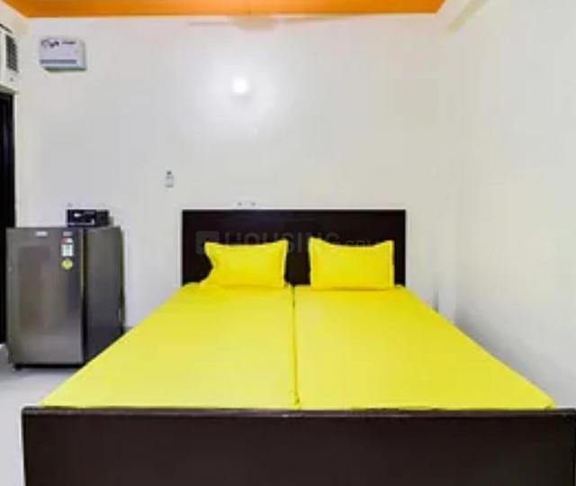 ज़ोलो स्टे इन सेक्टर 27 के बेडरूम की तस्वीर