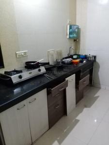 Kitchen Image of Dev PG Service in Kandivali West