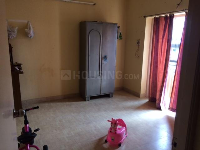 Living Room Image of 1060 Sq.ft 2 BHK Apartment for rent in Thoraipakkam for 23000