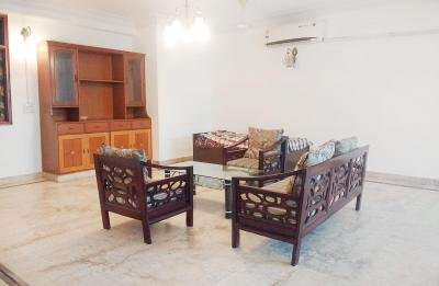 Gallery Cover Image of 1000 Sq.ft 3 BHK Independent House for rent in Said-Ul-Ajaib for 63000