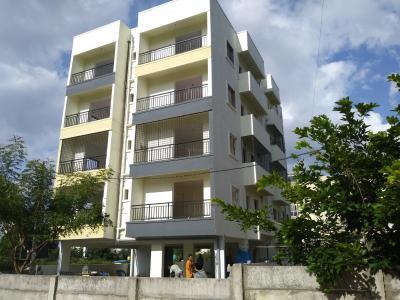 Gallery Cover Image of 1320 Sq.ft 2 BHK Apartment for buy in S V Moksha Green, JP Nagar for 5800000