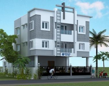 Gallery Cover Image of 500 Sq.ft 1 RK Independent Floor for buy in Medavakkam for 2830000