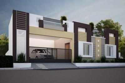 Gallery Cover Image of 1232 Sq.ft 3 BHK Independent House for buy in Sembakkam for 5000000