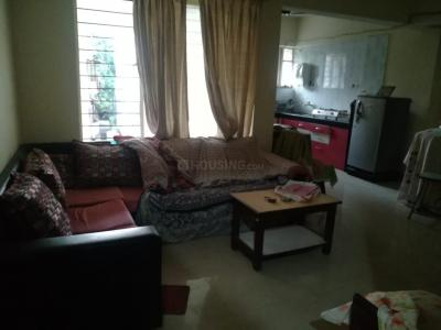 Gallery Cover Image of 890 Sq.ft 2 BHK Apartment for rent in Parth Enclave E Building, Karve Nagar for 24000