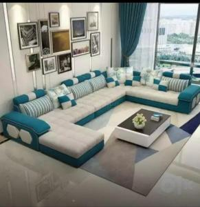 Gallery Cover Image of 1600 Sq.ft 3 BHK Apartment for buy in Shri Ram Ruj Apartment, Ayodhya Nagar for 3500000