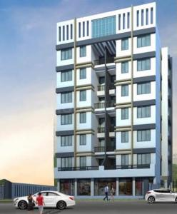 Gallery Cover Image of 650 Sq.ft 1 BHK Apartment for buy in Arihant Amber, Taloja for 2800000