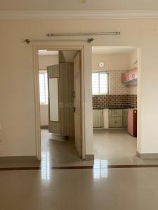 Gallery Cover Image of 600 Sq.ft 1 BHK Independent House for rent in Domlur Layout for 12000