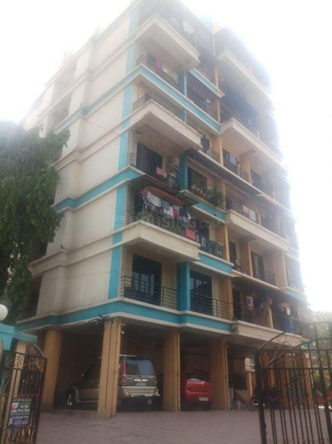 Building Image of 800 Sq.ft 2 BHK Apartment for rent in Ghansoli for 15000