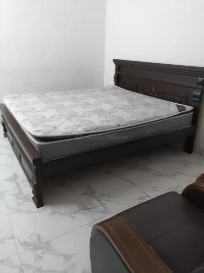 Bedroom Image of 650 Sq.ft 1 RK Apartment for rent in Madhapur for 18000
