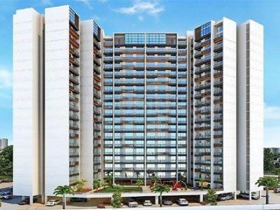 Gallery Cover Image of 615 Sq.ft 1 BHK Apartment for buy in Shilphata for 3600000