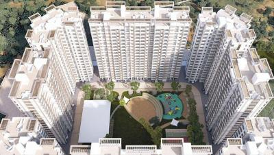Gallery Cover Image of 635 Sq.ft 1 BHK Apartment for rent in Raunak City, Kalyan West for 9500