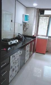 Kitchen Image of Sagun PG in Saket