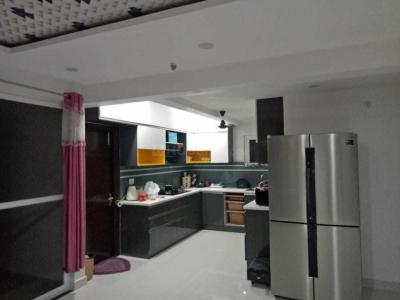 Gallery Cover Image of 1908 Sq.ft 3 BHK Apartment for rent in SMR Vinay Iconia Phase II Block 1A Block 1B, Kondapur for 55000