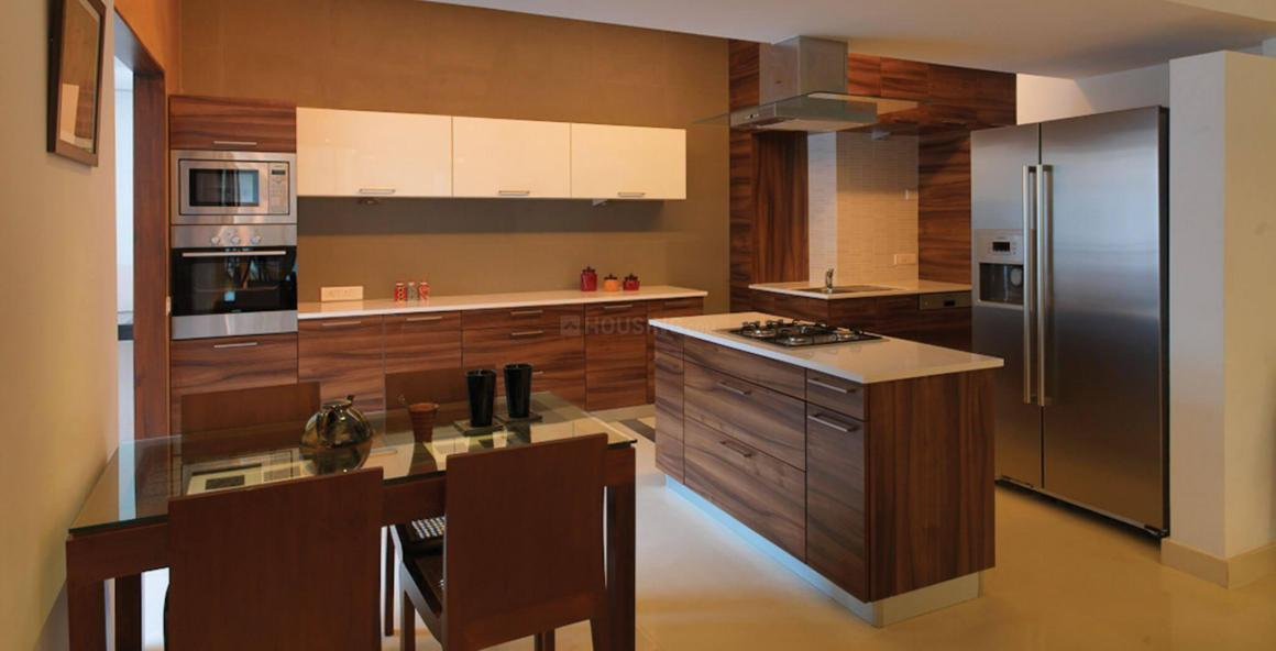 Kitchen Image of 2640 Sq.ft 3 BHK Apartment for buy in Dasarahalli for 10500000
