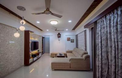 Gallery Cover Image of 1530 Sq.ft 3 BHK Apartment for rent in Bramha Corp F Residences, Wadgaon Sheri for 40000