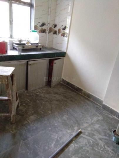 Kitchen Image of 900 Sq.ft 2 BHK Apartment for rent in Airoli for 25000