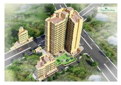 Gallery Cover Image of 560 Sq.ft 1 BHK Apartment for buy in Sargam Residency, Naigaon East for 2400000