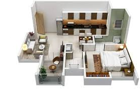 Gallery Cover Image of 550 Sq.ft 1 BHK Apartment for rent in Kohinoor Tinsel County, Hinjewadi for 11000