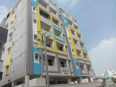 Gallery Cover Image of 1170 Sq.ft 2 BHK Apartment for buy in Kukatpally for 6500000