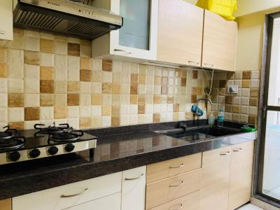 Kitchen Image of Krishna Property in Andheri West