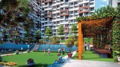 Gallery Cover Image of 840 Sq.ft 2 BHK Apartment for buy in Puraniks Abitante Fiore Phase 2A, Bavdhan for 6550000