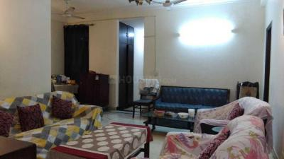 Gallery Cover Image of 1200 Sq.ft 2 BHK Independent Floor for rent in Saket for 23000