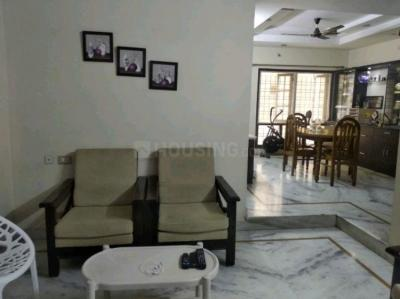 Gallery Cover Image of 1300 Sq.ft 3 BHK Apartment for rent in Satyanarayana Enclave, Miyapur for 19000
