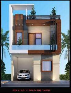 Gallery Cover Image of 2200 Sq.ft 3 BHK Independent House for buy in Escon Park View Villas, Suthiyana for 7459000