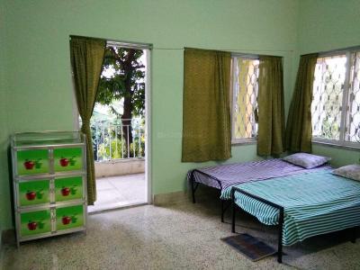 Bedroom Image of Floral PG Accommodation in Salt Lake City