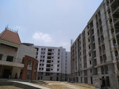 Gallery Cover Image of 624 Sq.ft 1 BHK Apartment for buy in Akshaya Republic, Kovur for 3119376